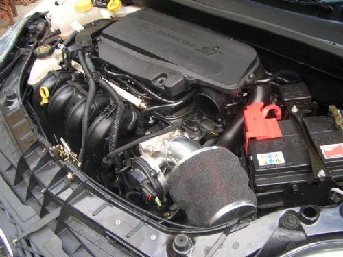 Pipercross pk air intake kit for ford fiesta mk6 st 150 fr r tuning maha dyno rolling road