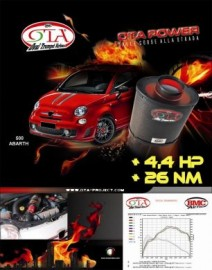 BMC OTA Induction Kit for Fiat 500 Abarth OTASP-01