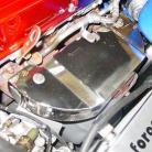 Forge Turbo Heat Shield (Evo 8/9)