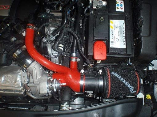 Forge intake kit for Peugeot 208 GTi - FR&R Tuning| MAHA