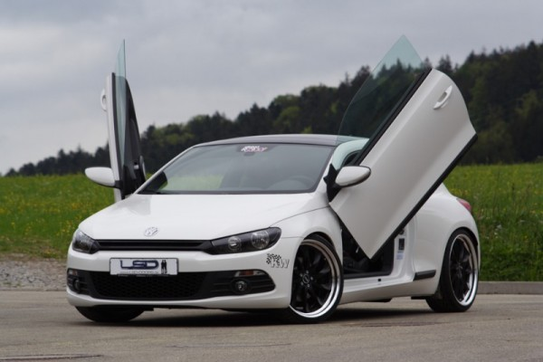 Click to enlarge ... & LSD (lamborghini style doors) Door Hinges for Vw Scirocco - FR\u0026R ...