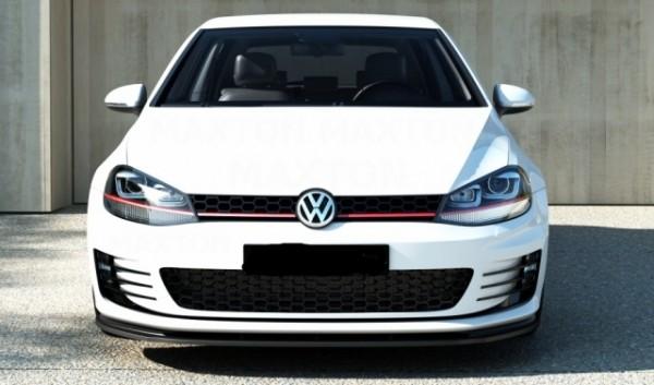 Front Bumper Splitter for VW Golf mk7 GTI - FR&R Tuning