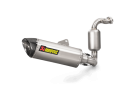 Akrapovic Racing Line Stainless Steel Exhaust BMW G 310 R 2017