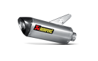 Akrapovic Slip-On Line Titanium Exhaust for Ducati Monster 821 1200 1200S 2014