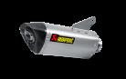 Akrapovic Slip-On Line Titanium Exhaust for Ducati Hypermotard 2016