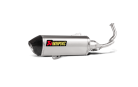 Akrapovic Racing Line Stainless Exhaust for Honda PCX 125 150 2014