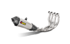 Akrapovic Racing Line Titanium Full Exhaust for Yamaha MT-10