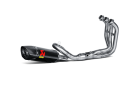 Akrapovic Racing Line Carbon Full Exhaust for Yamaha MT-09 and Tracer 2013-16