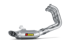 Akrapovic Racing Line Titanium Full Exhaust for Yamaha MT-09 and Tracer 2013-16