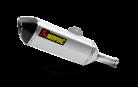 Akrapovic Slip-On Line Stainless Exhaust for Honda CBR 400 500 R 2013
