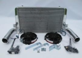 Intercooler kit for BMW 320d 330d E46 - FR&R Tuning  MAHA Dyno