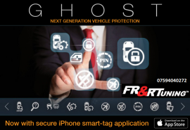 Autowatch Ghost CANbus Immobiliser