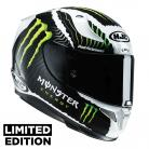 HJC RPHA 11 Monster White Sand Helmet