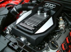 PES G4 MP90 Supercharger Kit for Audi S4 4 2 V8 Stage 1