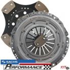 Sachs Performance Clutch Kit Disc and Cover 810Nm for Audi S3 8V, TT, Vw Golf mk7 R
