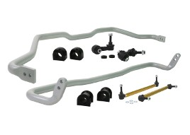 Whiteline Anti Roll Sway Bar Kit Front and Rear for Honda Civic Type R Turbo FK8
