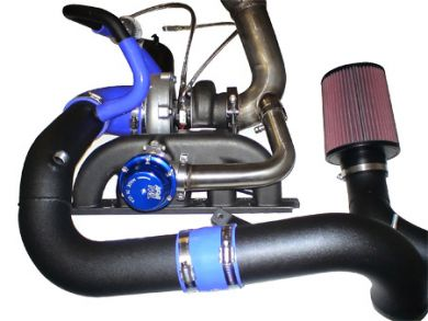 GT3071R Turbo Kit for Volvo C30 T5 - FR&R Tuning| MAHA Dyno Rolling