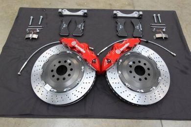 Brembo Gt Front Brake Sytem For Mazda 6 Inc 2 3t Mps Fr