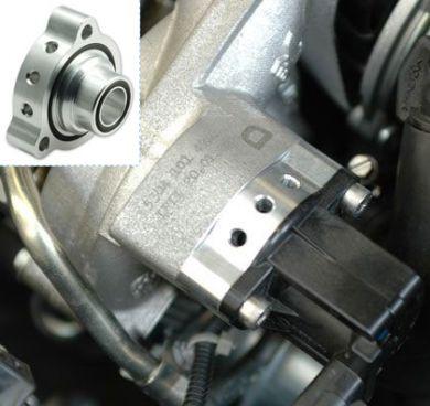 forge blow off valve adaptor for n14 engine bmw mini. Black Bedroom Furniture Sets. Home Design Ideas