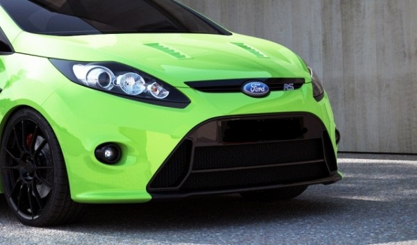 Ford Fiesta Mk7 Rs Style Front Bumper Fr Amp R Tuning Maha