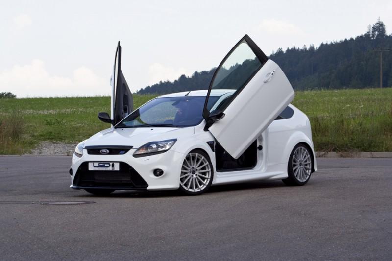 Lsd Lamborghini Style Doors Door Hinges For Ford Focus Rs 2 5t Mk2 Fr Amp R Tuning Maha Dyno
