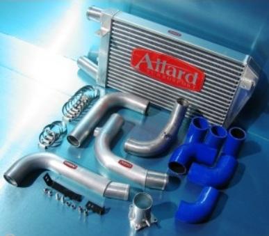 intercooler kit for seat ibiza 100 & 130 pd 1.9 tdi - fr&r tuning