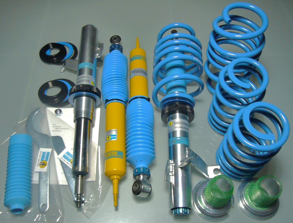 Bilstein B16 PSS10 Coilvers for Ford Focus RS mk2 GM5-H737 - FR&R Tuning| MAHA Dyno Rolling Road ...