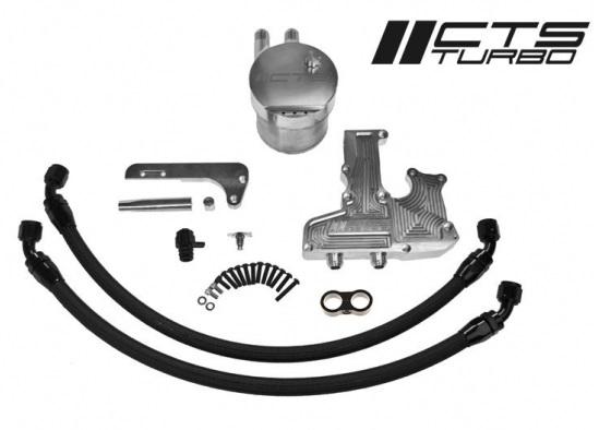 Oil Catch Can Kit For Vw Golf Mk6 2 0 Tsi Fr Amp R Tuning