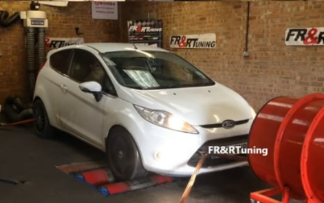 ford fiesta mk7 duratec remap session fr r tuning maha dyno rolling road tuning stage 1. Black Bedroom Furniture Sets. Home Design Ideas