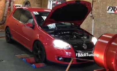 Raffle Entry to Win VW Golf mk5 GTI DSG k04 Conversion - FR&R Tuning